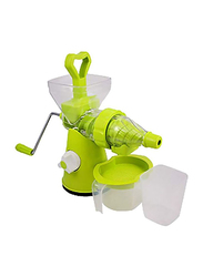 Fruit and Vegetable Juicer, Green/White