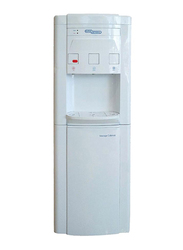 Super General Freestanding Water Dispenser, with Cabinet, SGL1051W, White