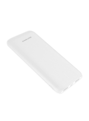 Golf Space 10000mAh SP04 Power Bank with Type-C Input, White