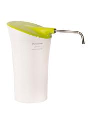 Panasonic 6.5L Water Purifier with Filter Cartridge, TK-CS10, White/Green