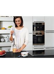 Braun Electric Hand Blender with Jar, 500W, Mq500, Grey/White