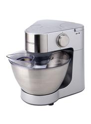 Kenwood Prospero Electric Kitchen Machine with Stainless Steel Bowl, 900W, KM240, Silver