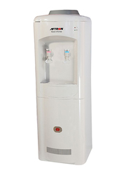 Aftron Hot and Cold Water Dispenser, 220-240 V, AFWD5700, White
