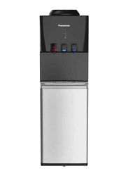 Panasonic Top Load Hot and Cold Water Dispenser, 12.8L, SDM-WD3128TG, Black/Silver