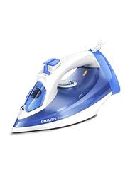 Philips PowerLife Steam Iron 2300W, GC2990/26, White/Blue
