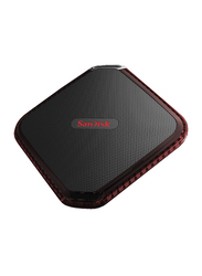 SanDisk 480GB Extreme 510 Portable Solid State Drive, USB 3.0, Black