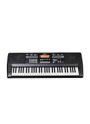 Medeli A300 (A2S) Digital Keyboard, 61 Keys, Black/White