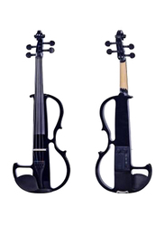 Steiner R E10 Electric Violin, Whitewood Fingerboard, Black