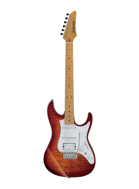 Ibanez AZ224F Electric Guitar, Maple Fingerboard, Brown