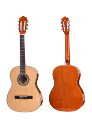 Steiner TR CG31-39 Classical Guitar, Rosewood Fingerboard, Natural Beige