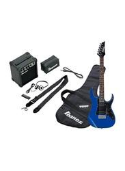 Ibanez IJRG200U Electric Guitar, Rosewood Fingerboard, Blue