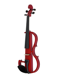 Steiner R E10 Electric Violin, Whitewood Fingerboard, Red