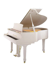 Franz Sandner SG-151 Grand Piano, 88 Keys, White