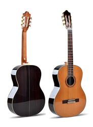 Steiner TR CG400-39 Classical Guitar, Rosewood Fingerboard, Natural Beige