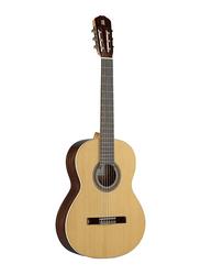 Alhambra 2C Classical Guitar, Rosewood Fingerboard, Natural Beige