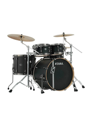 Tama ML52HZBNS Acoustic Drum Set, Black