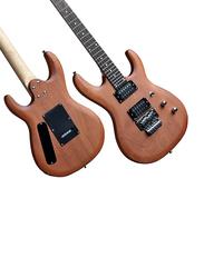 Steiner EG6 Electric Guitar, Rosewood Fingerboard, Natural Beige