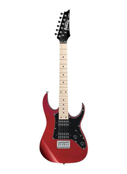Ibanez GRGM21M CA Electric Guitar, Maple Fingerboard, Red