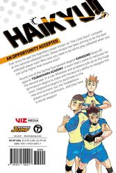 Haikyu!!, Vol. 27, Paperback Book, By: Haruichi Furudate