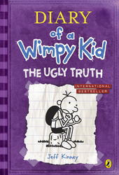 Diary of A Wimpy Kid: The Ugly Truth 5, Paperback Book, By: Jeff Kinney