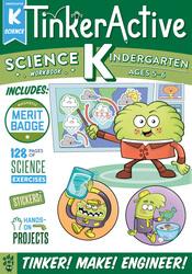 TinkerActive Workbooks: Kindergarten Science, Paperback Book, By: Nathalie Le Du
