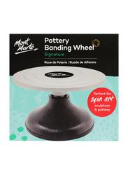 Mont Marte Pottery Wheel, 18cm, Black