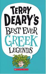 Terry Dearys Best Ever Greek Legends, Paperback Book, By: Terry Deary