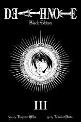 Death Note Black Edition, Vol. 3, Paperback Book, By: Tsugumi Ohba