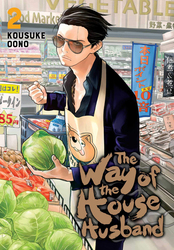 Way of the Househusband, Vol. 2, Paperback Book, By: Kousuke Oono