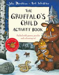 The Gruffalo's Child Activity Book, Paperback Book, By: Julia Donaldson