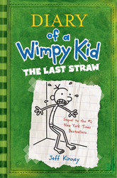 Diary of A Wimpy Kid: 03 The Last Straw, Paperback Book, By: Jeff Kinney
