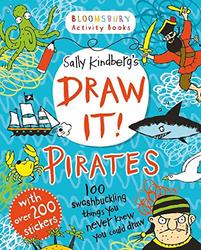 Draw it! Pirates, Paperback Book, By: Sally Kindberg