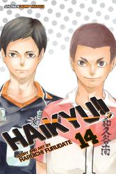 Haikyu!!, Vol. 14, Paperback Book, By: Haruichi Furudate