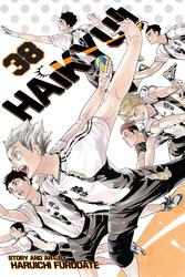 Haikyu!!, Vol. 38, Paperback Book, By: Haruichi Furudate