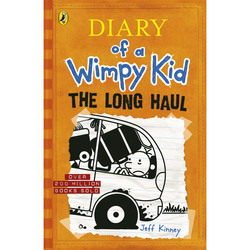 Diary of A Wimpy Kid: The Long Haul 9, Paperback Book, By: Jeff Kinney