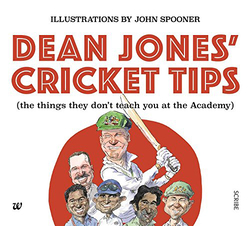 Dean Jones' Cricket Tips, Paperback Book, By: Dean Jones