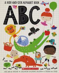 Hide and Seek Alphabet, Paperback Book, By: Make Believe Ideas