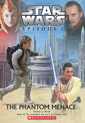 Star Wars: Episode #01 the Phantom Menace, Paperback Book, By: Patricia C Wrede and George Lucas