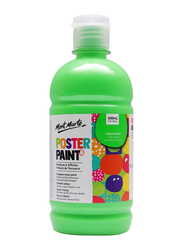 Mont Marte Poster Paint, 500ml, Yellow Green