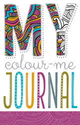 My Colour Me Journal + Bookmarks, Paperback Book, By: Make Believe Ideas