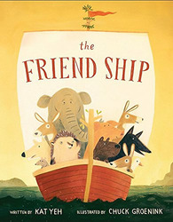 The Friend Ship, Hardcover Book, By: Kat Yeh