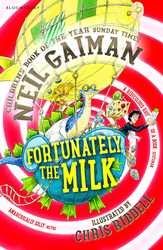Fortunately The Milk, Paperback Book, By: Gaiman Neil