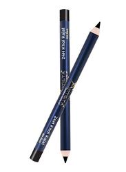 Artista 24h Khol Kajal Eyeliner Pencil, Waterproof & Superstay, 12.5ml, 994 Black