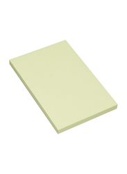 FIS Sticky Notes Set, 6 x 4 inch, 12 x 100 Sheets, FSPO64N, Yellow