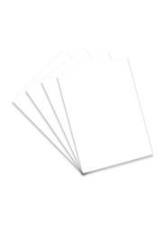 FIS Bristol Board, 100-Piece, 180 GSM, 50x70cm, FSBI1805070WH, White