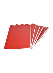 Durable 30-Piece Hospital File Set, DUPG9005-03, Red