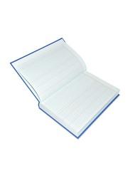 FIS Cash Book, F/S Size, 5 Quire, 2 Column, 3 Digit, FSACCTC5Q82, Blue