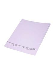 FIS Kendal Manila Square Cut Folders without Fastener, 225GSM, A4 Size, 100 Pieces, FSFF9A4KVI, Violet Purple