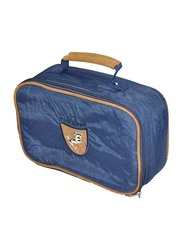 Penball Horse Design Lunch Box, PBLUVS288BL, Blue