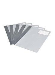 Durable 25-Piece Project File Set, A4 Size, DUPG2745-10, Grey